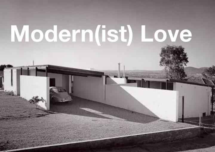 Modern(ist) Love