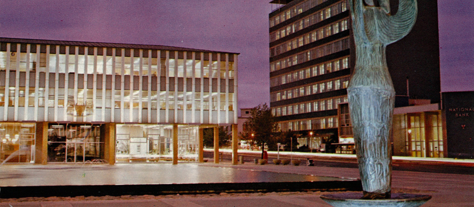 Civic Square 1969