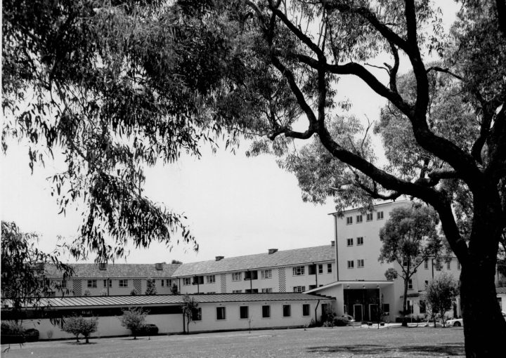 Courtesy ANU Archives