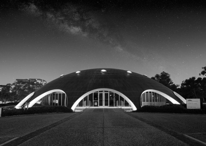 Shine Dome, photo: Adam McGrath H Creations
