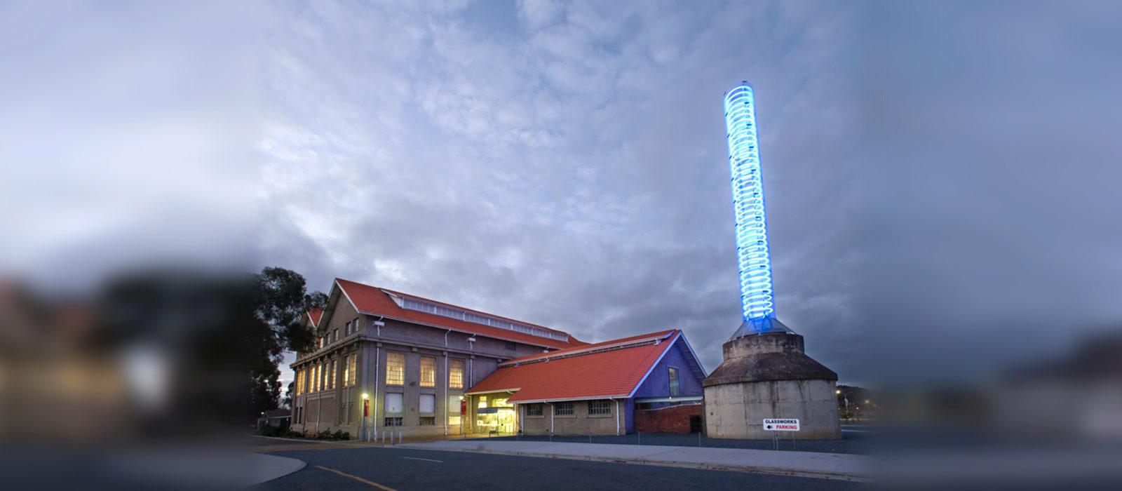 Glassworks Canberra.