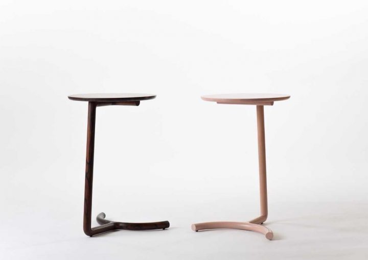 Nicholas Fuller's Cantilever side Tables