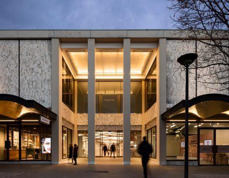 Monaro Mall - Canberra Centre