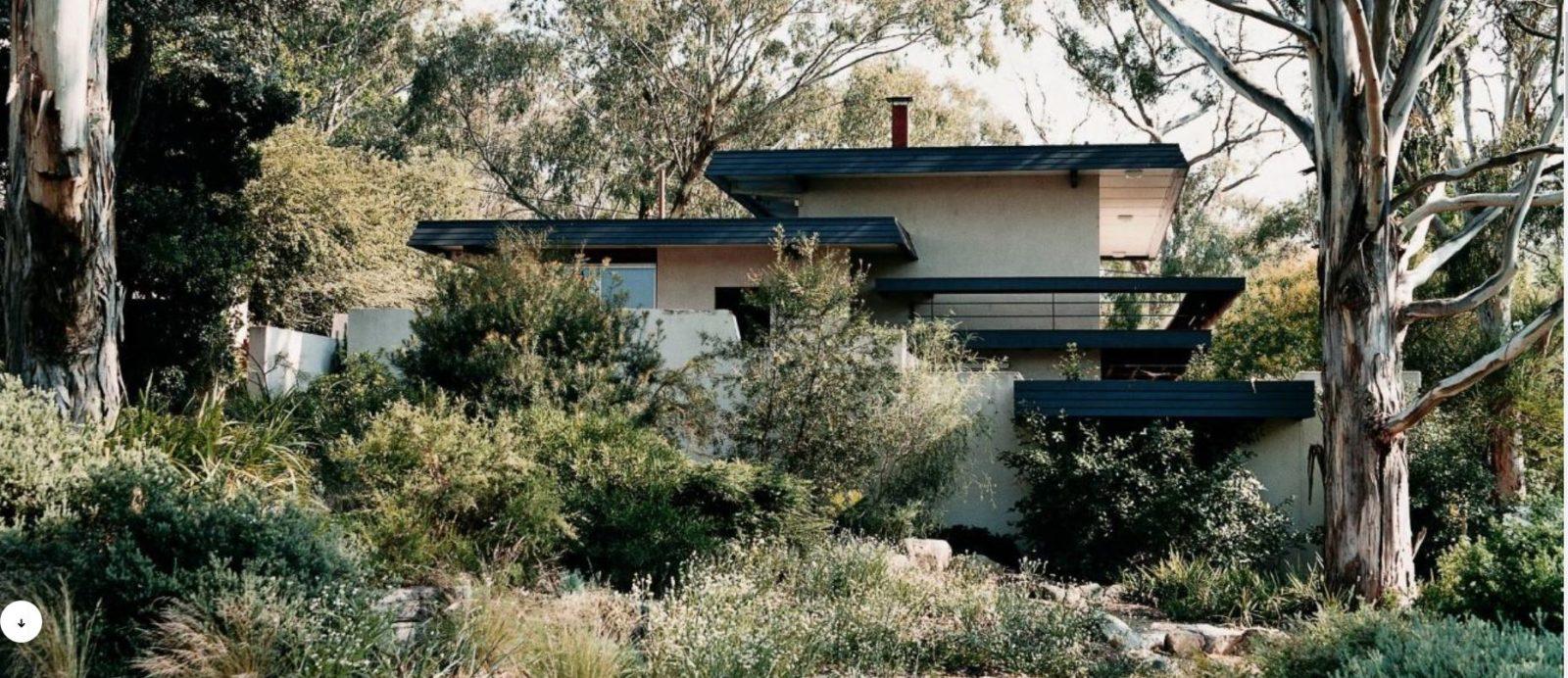 Enrico Taglietti, Dingle House. Photo: Michael Wee