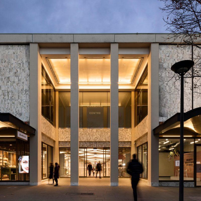 Monaro Mall — Canberra Centre