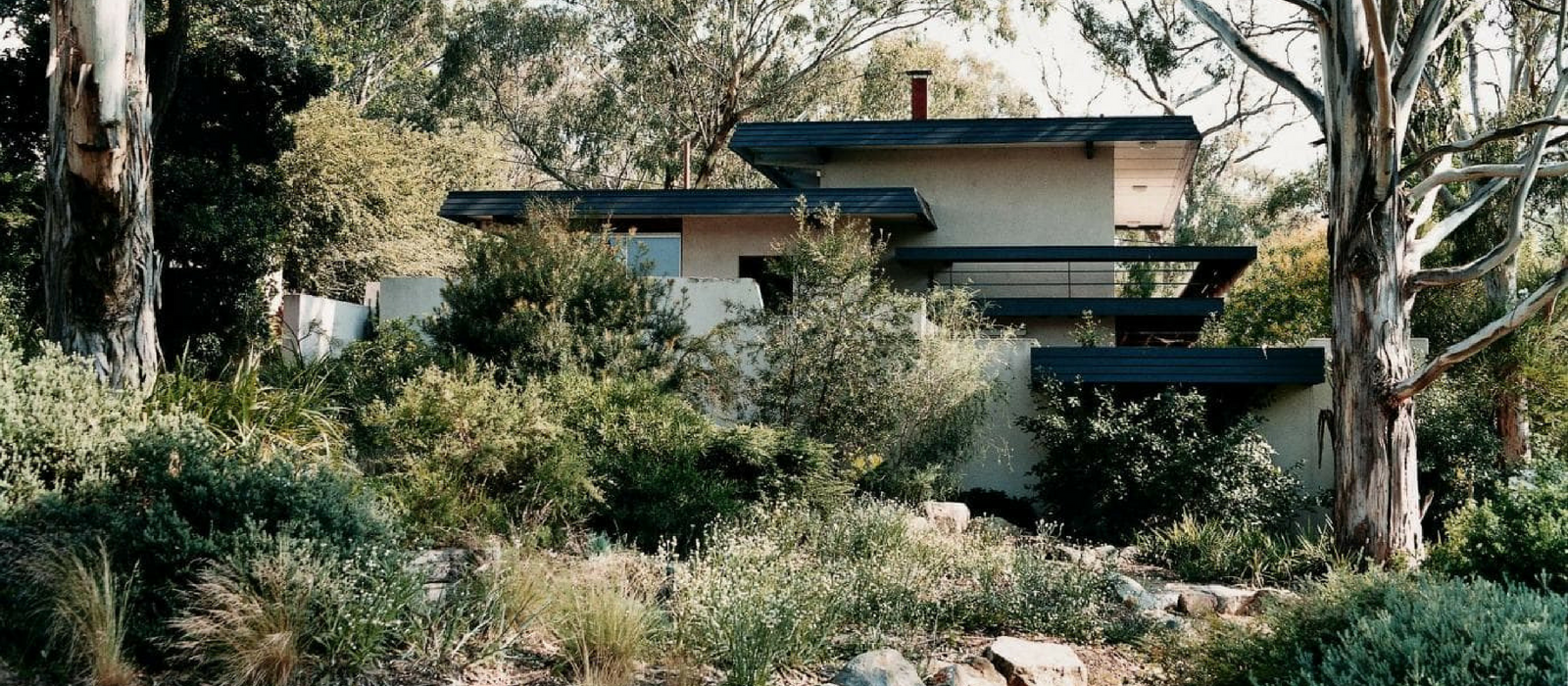Enrico Taglietti, Dingle House (1965). Photo: Michael Wee