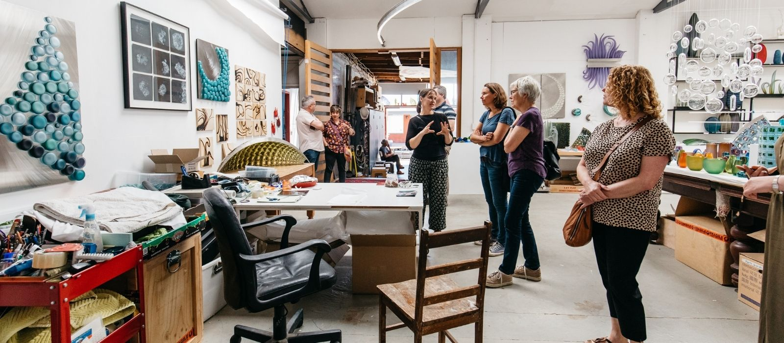 2021 Open studio call out