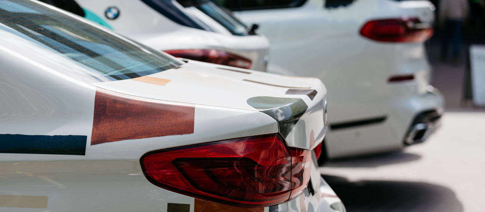 Meet the BMW's of the 2021 car wrap competition