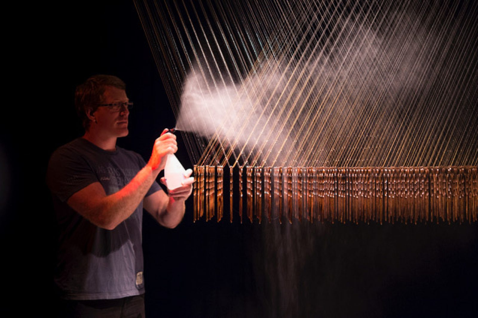 Image: Michael Armstong, Experiment, 2019. Photo: Coutesy of the artist