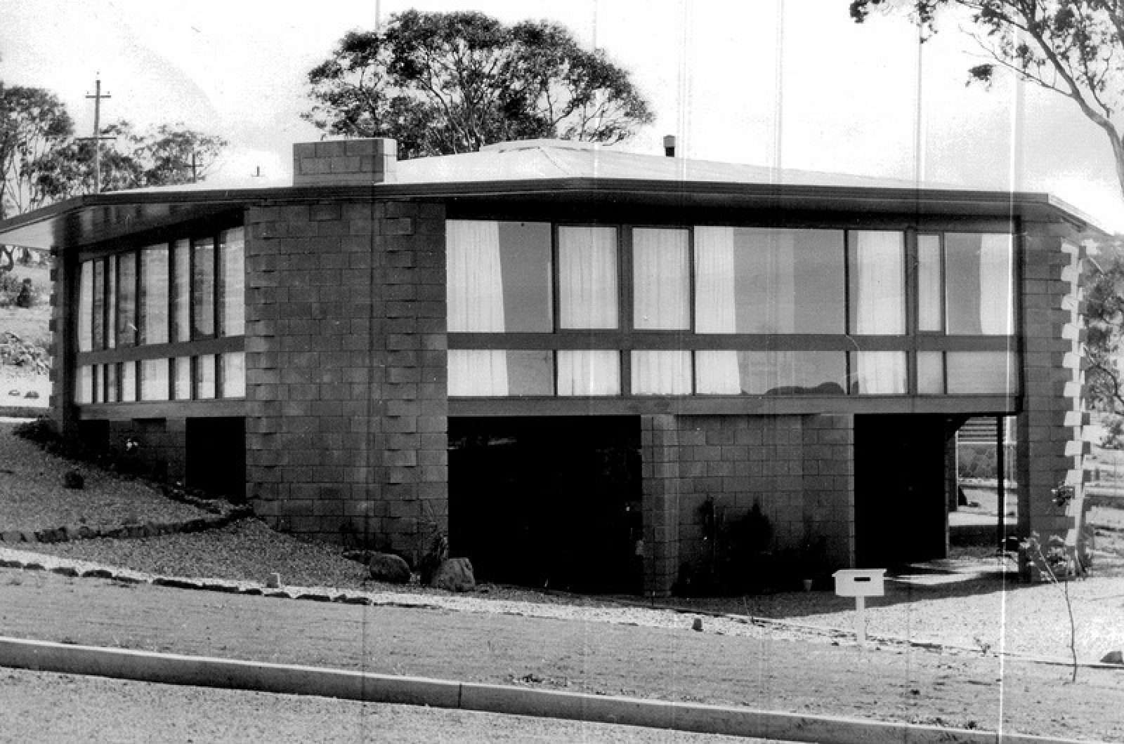 Verge House, Robin Boyd.