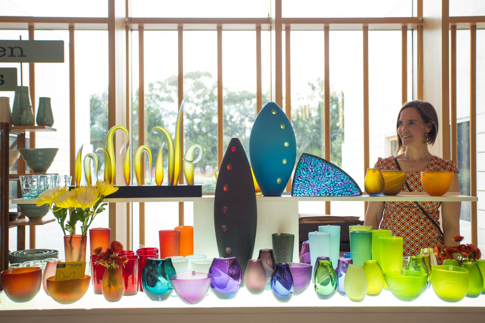 Harriet Schwarzrock, Undercurrent Design Market. Photo: Madeline McGuigan