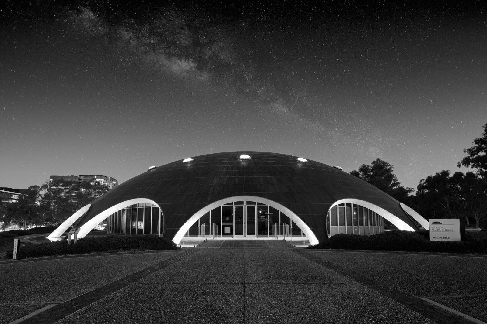 Shine Dome, photo: Adam McGrath H Creations