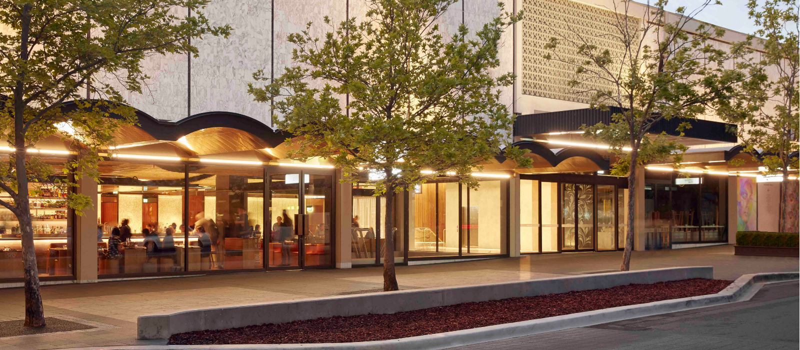 Monaro Mall by Mather Architecture. Photo: Supplied.