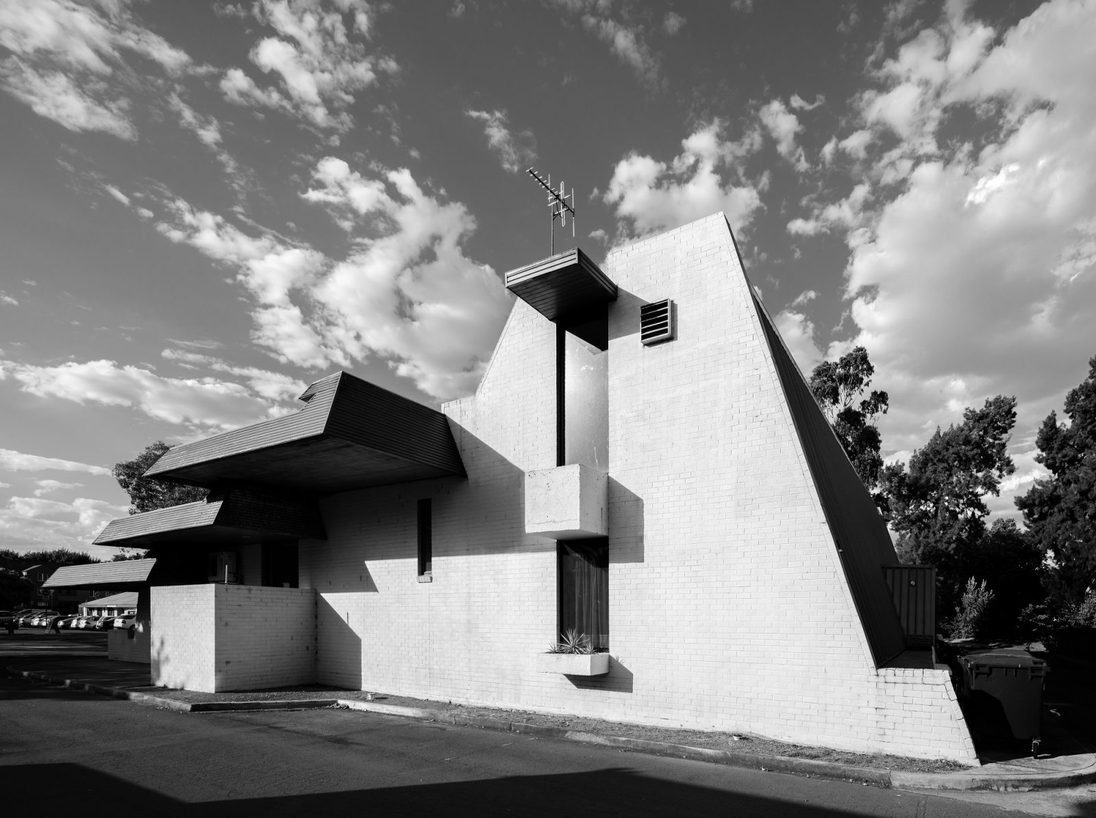 Depth of Field: Taglietti in Canberra