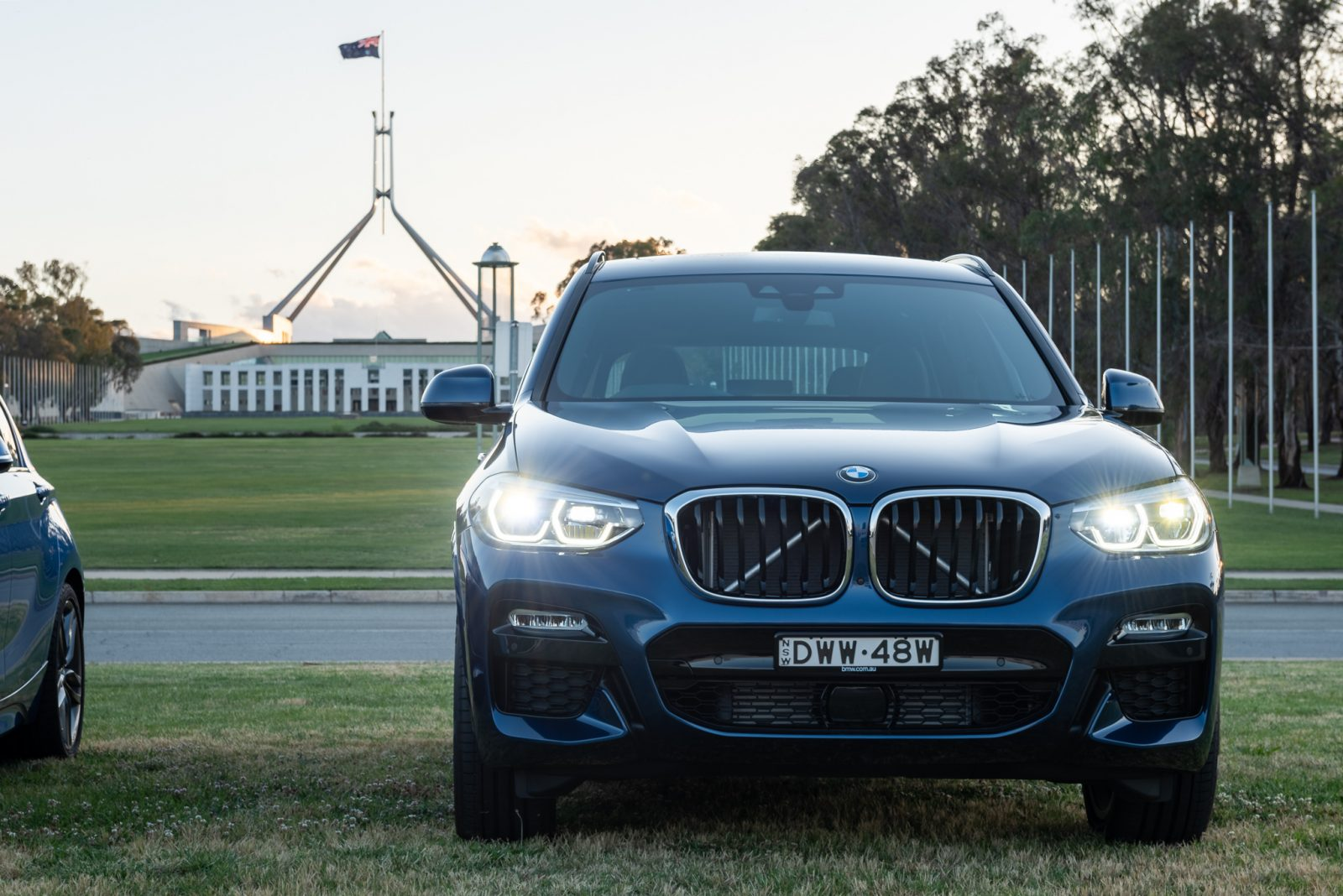 BMW Night Drives, DESIGN Canberra 2018. Photo: Michael Briguglio Photography