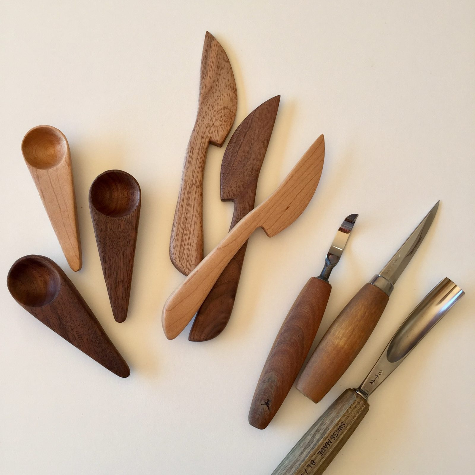 Hand carving workshop with Twig to Table