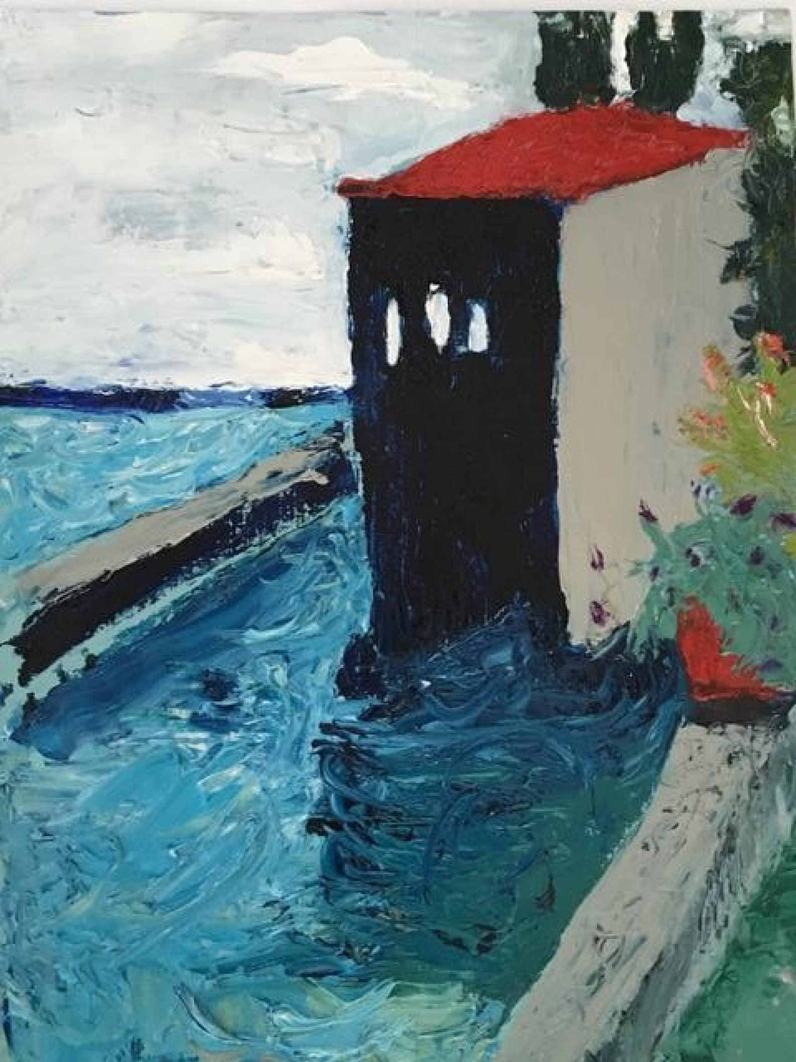 Water, Light and Land, Kath Wellman. Image: Supplied by the artist