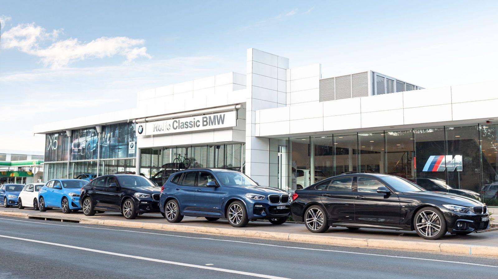 Image: Rolfe Classic BMW