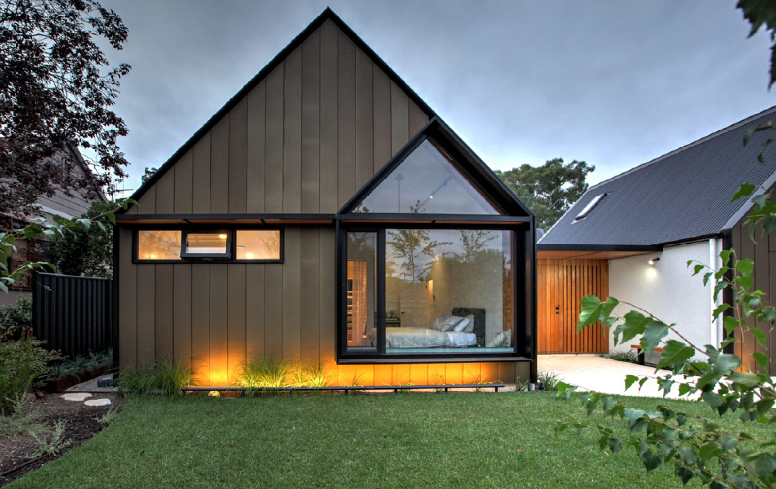 Living Rooms Week 3: Ainslie House TT Architecture