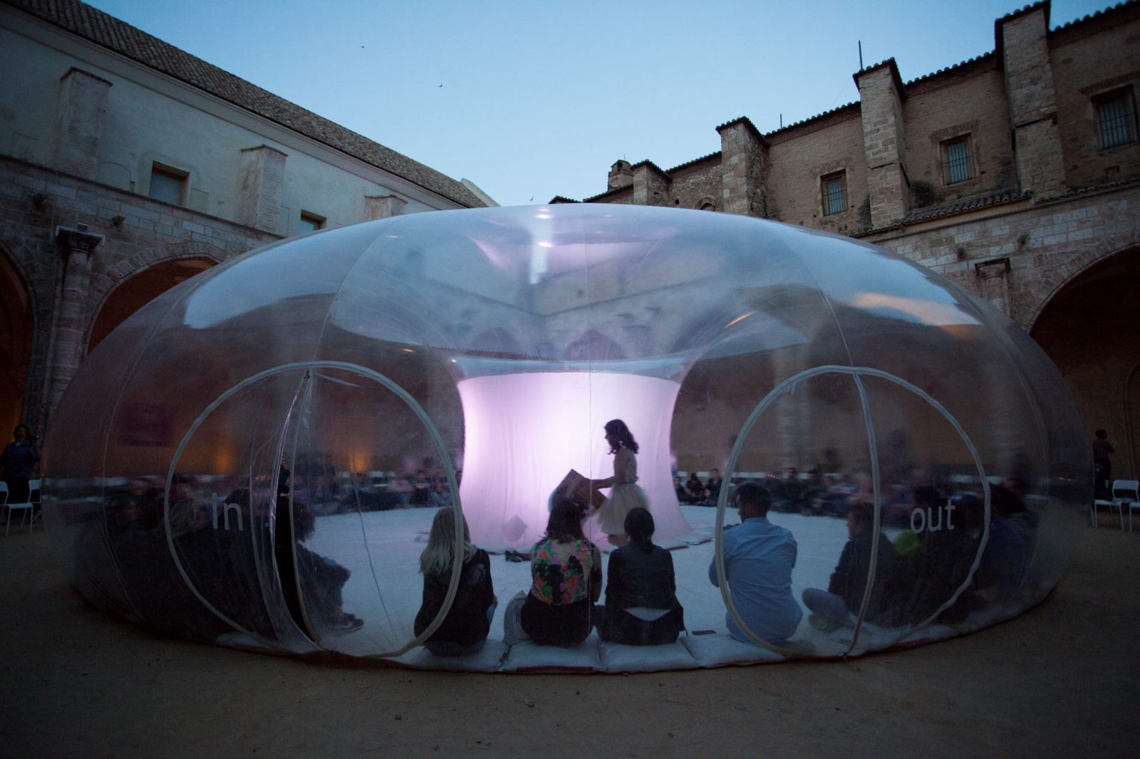 MEDUSA, Valencia, Spain. Photo: Plastique Fantastique