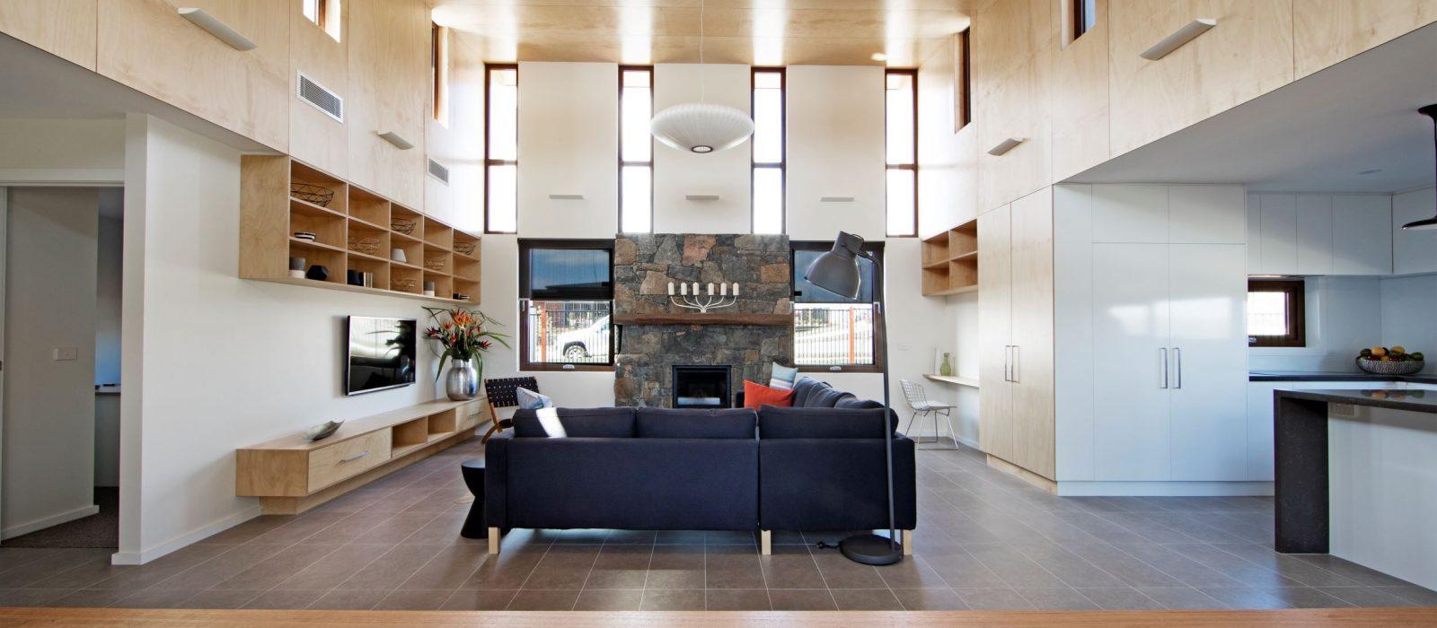 Aspire House, Arquitectura