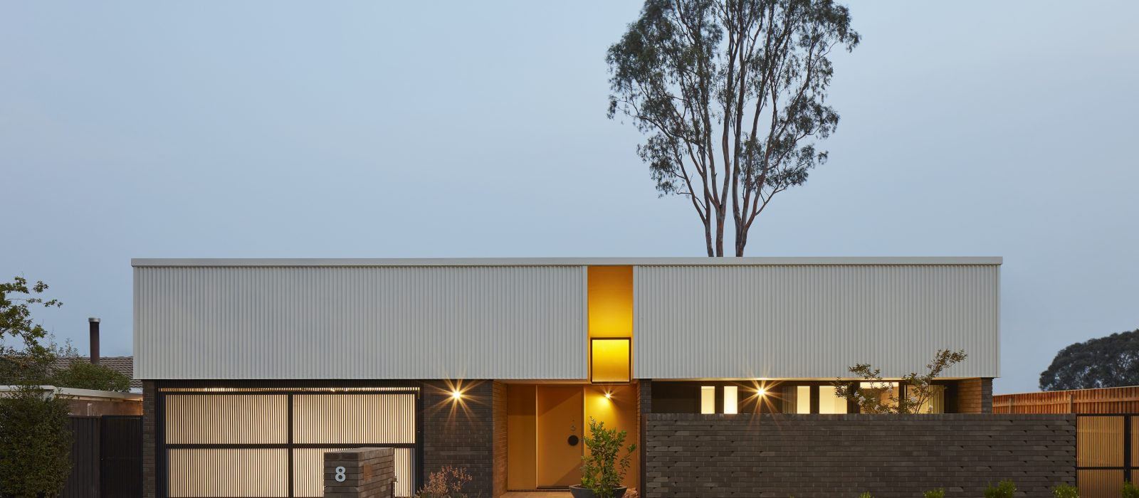 Philip Leeson Architects, Lemon Wedge House. Photo: Anthony Basheer