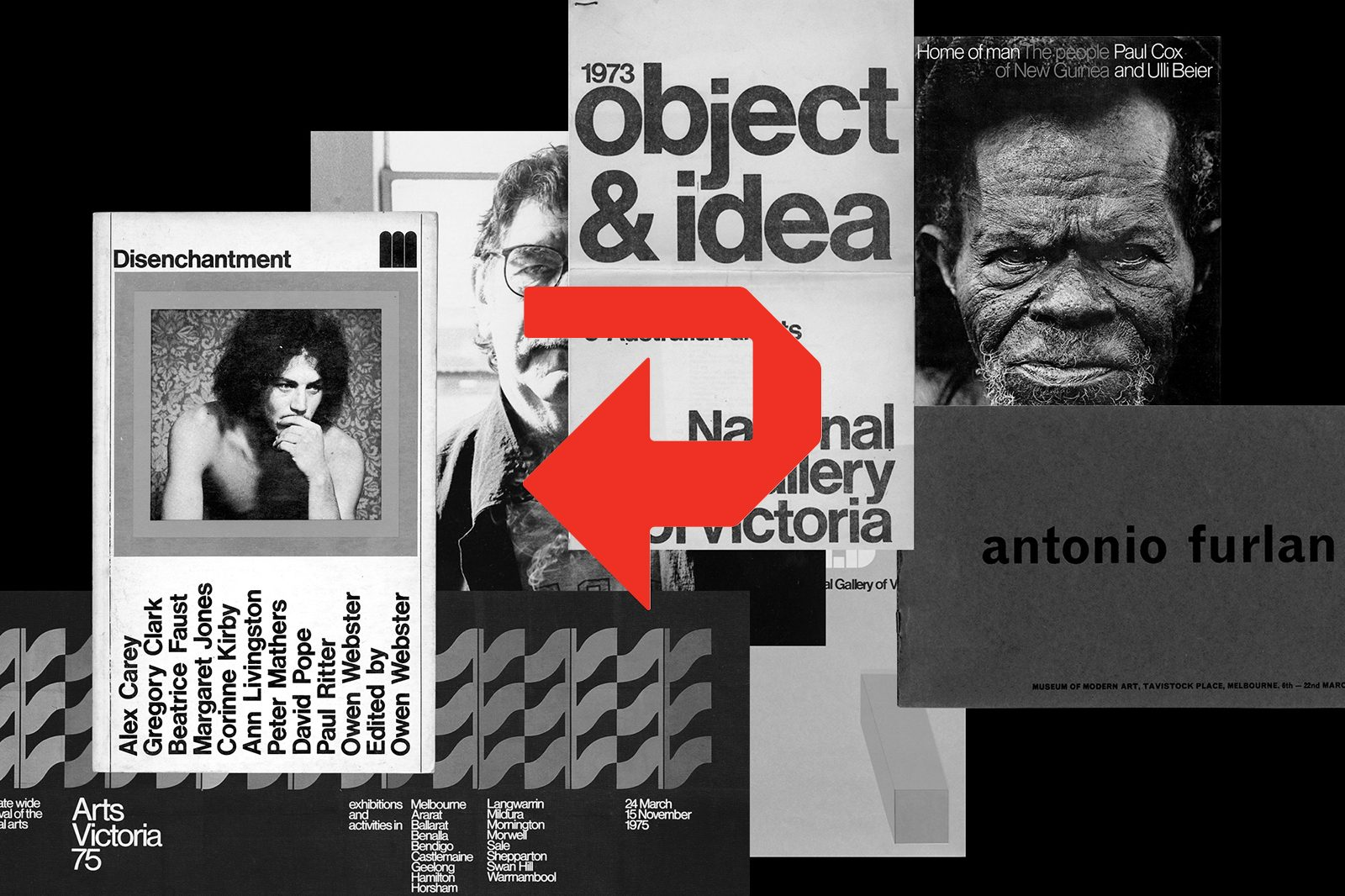 Design revisited: Graphic design Re:collection