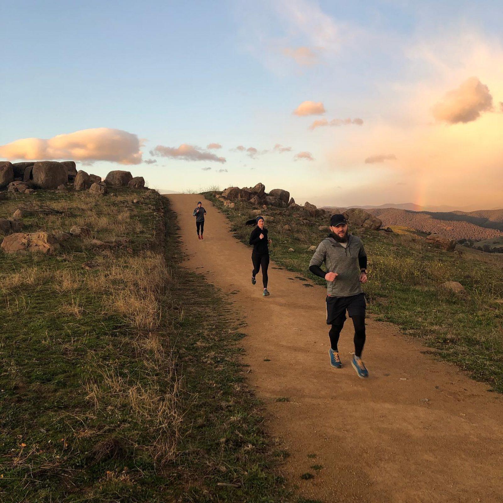 Elevate Twilight Trails Training Run/Walk Adventure
