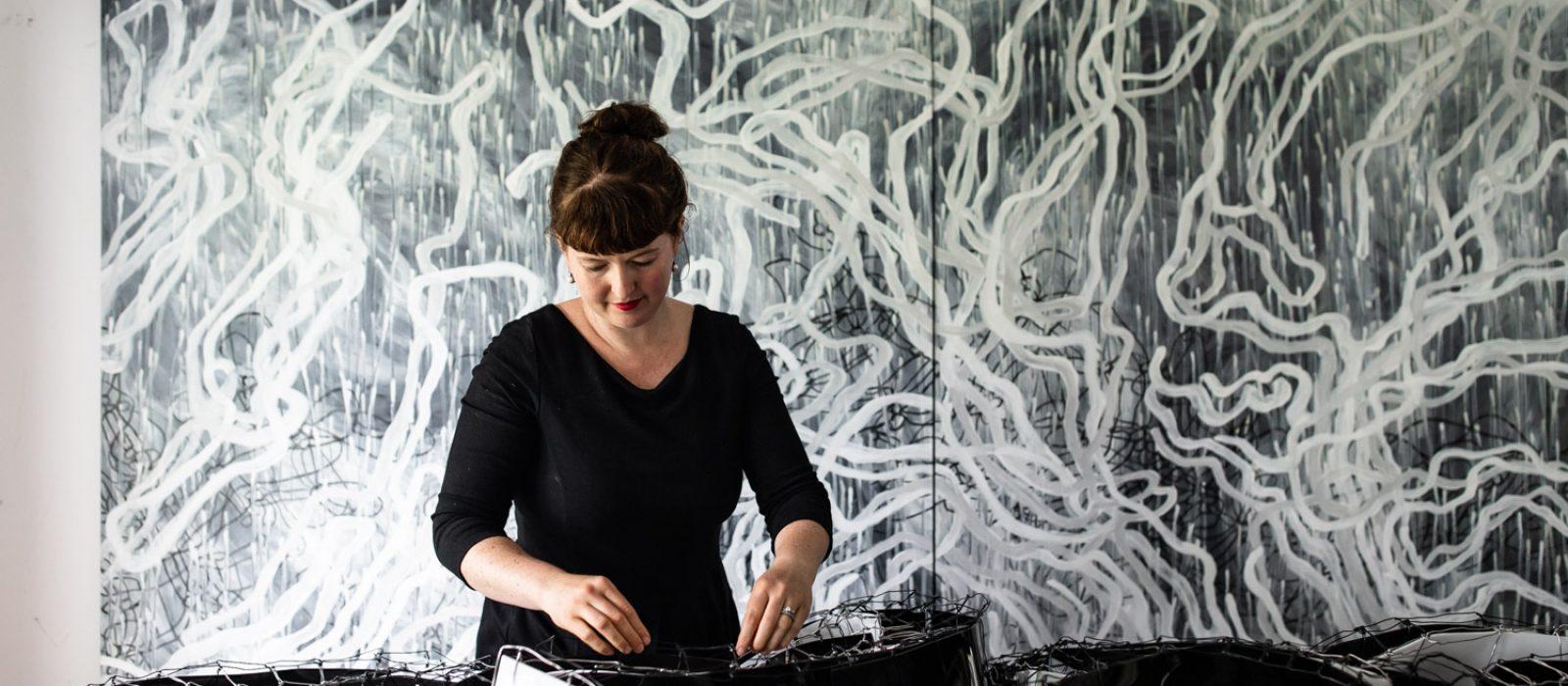 Hannah Quinlivan. Photo: Lean Timms