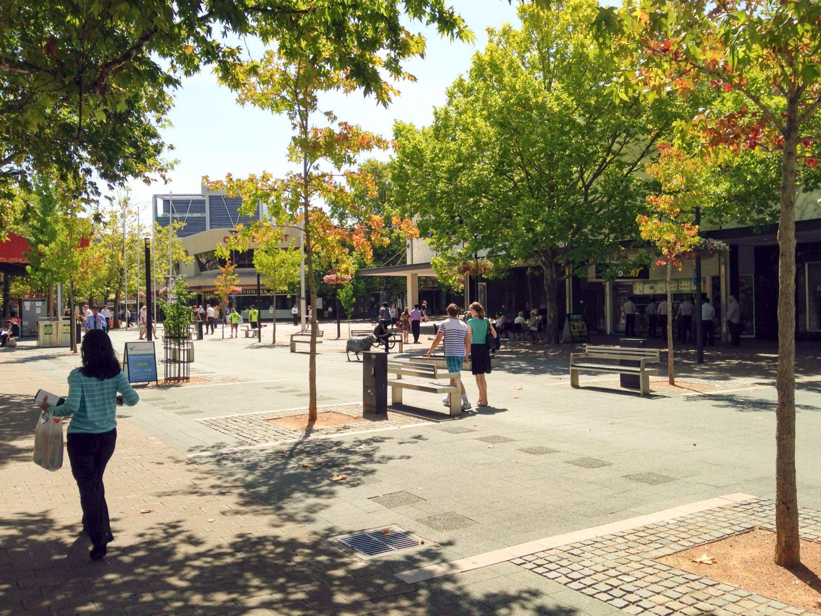 Public Art in Canberra City: Self-guided tour designed by Deborah Clark