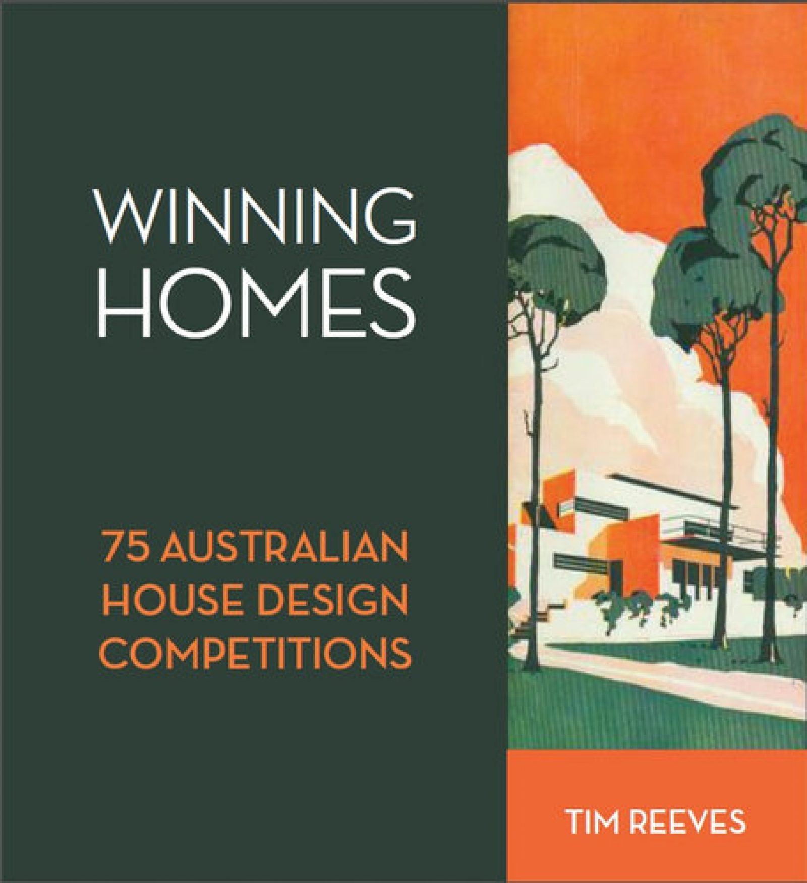 Tim Reeves: House Design Competition in the ACT