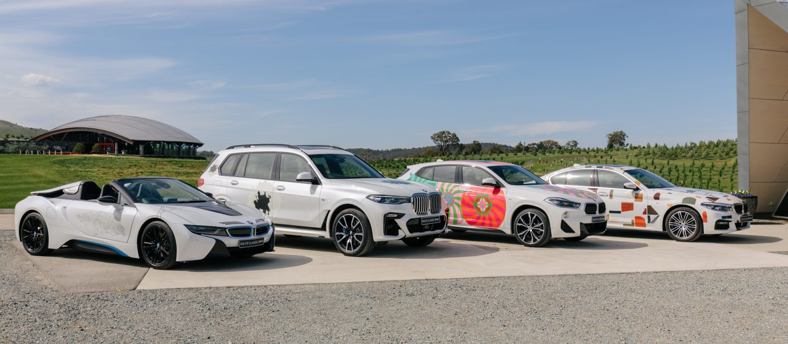 BMW car wrap winners 2020. Photo: 5 Foot Photography