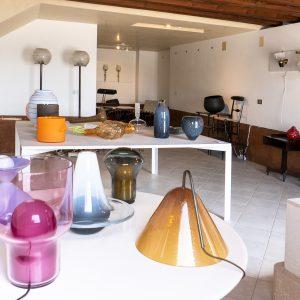 Glass Utopia at Venice Glass Week, 2020. Photo: Francesco Mainardi