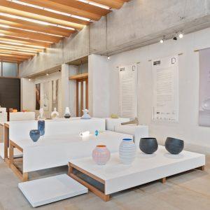 Glass Utopia at Design Tasmania, 2020. Photo: Emily Dimozantos.